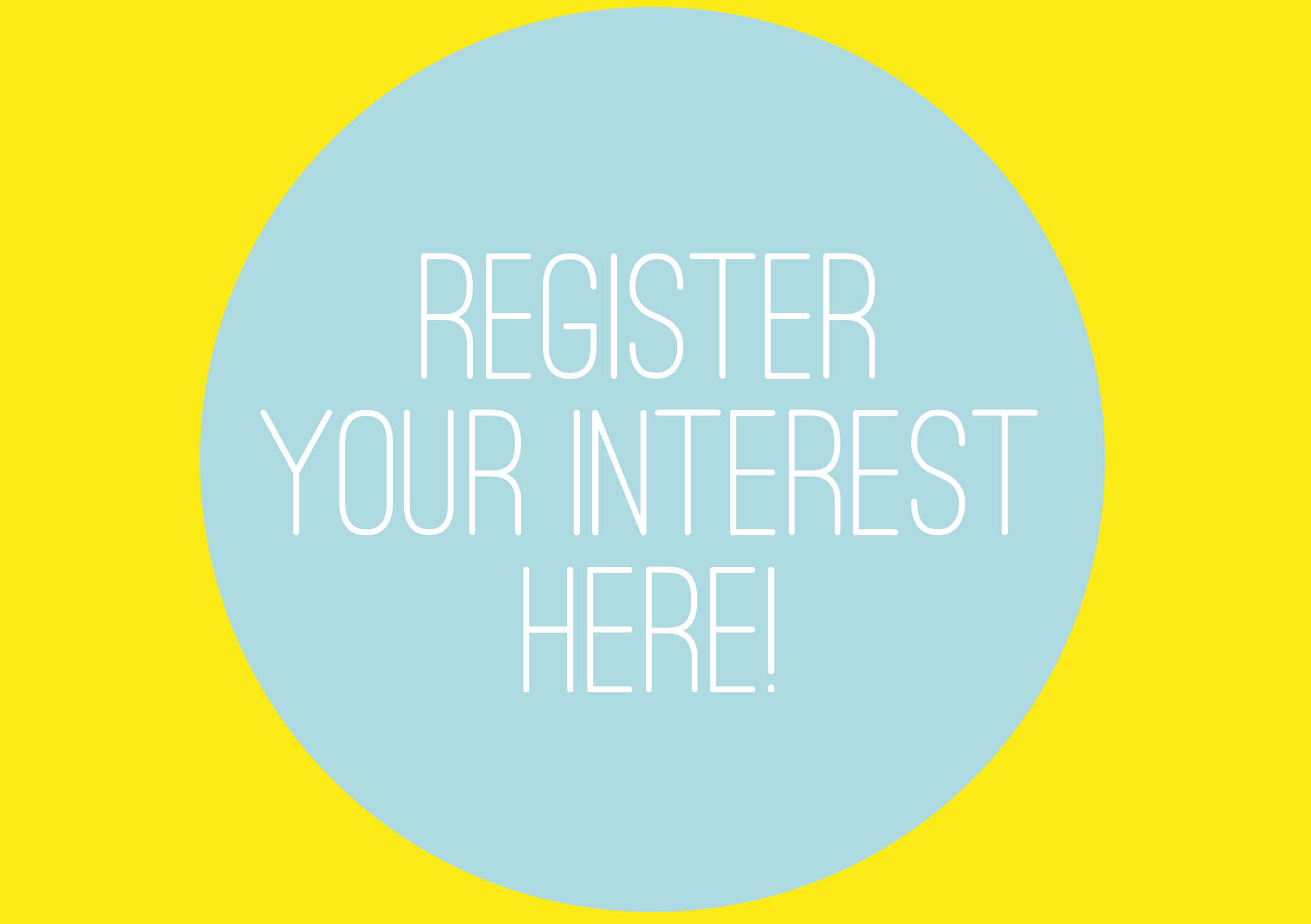 registeryourinterest